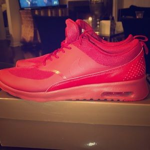 Brand New Red Nike Air Max